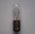LAMPADINA A BAIONETTA X VIGORELLI-NECCHI 261-290-303-306 (LABMED)